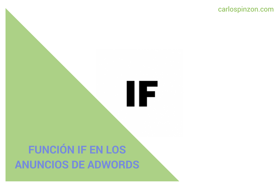 Funcion IF_AdWords
